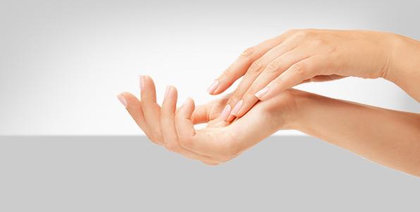 Eudermin manos