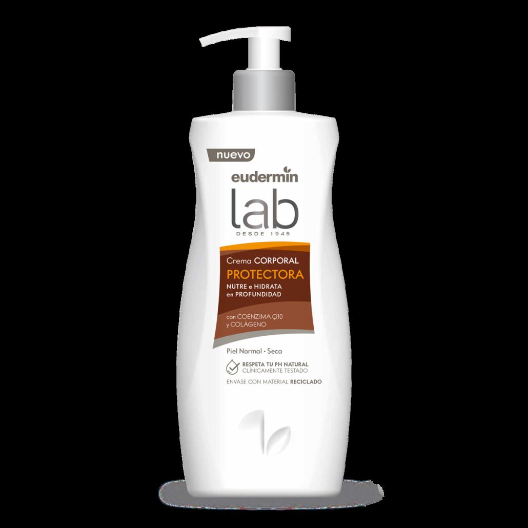 crema hidratante corporal protectora