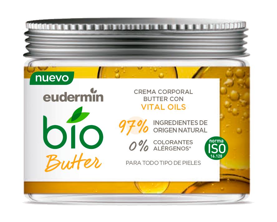 nueva crema corporal butter vital oils bio