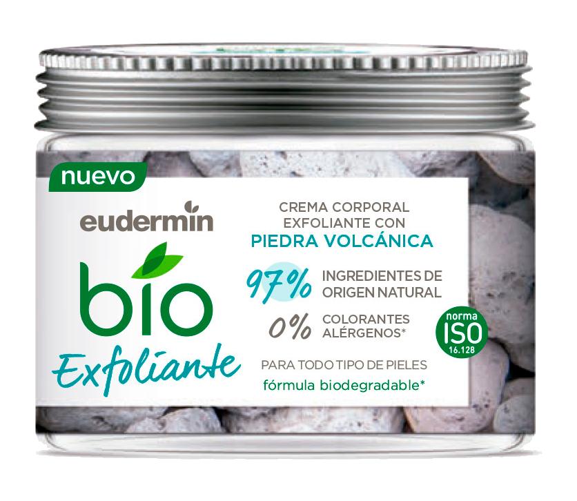 nueva crema corporal exfoliante bio