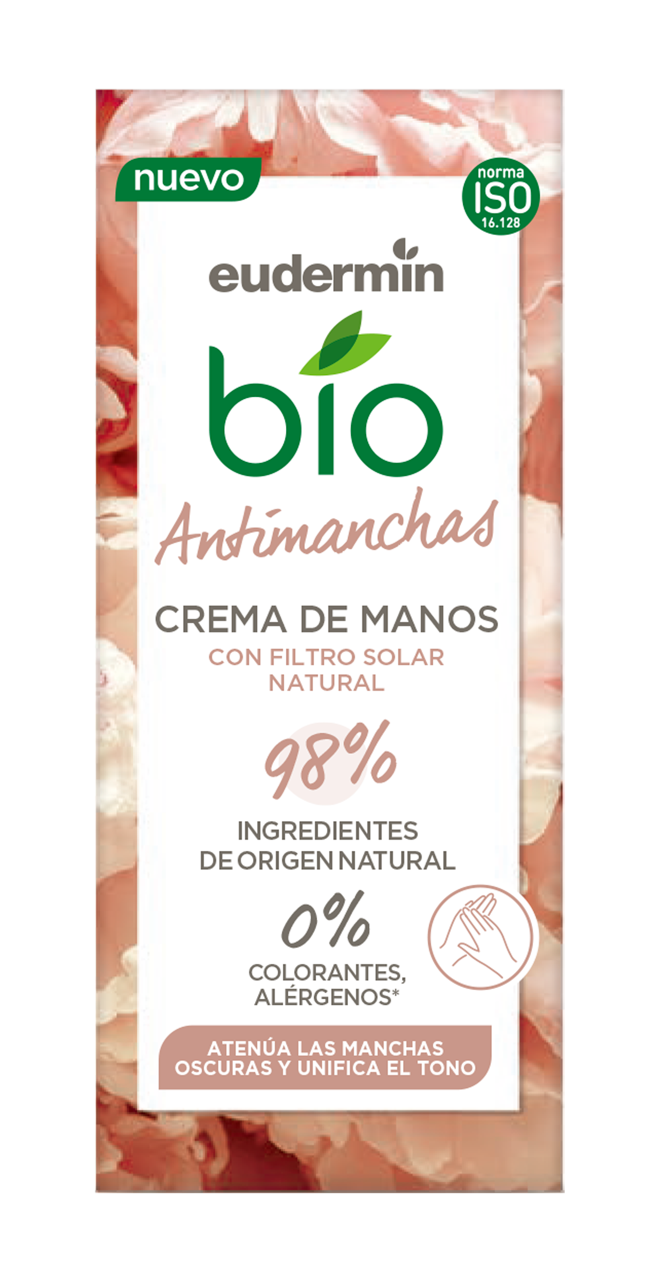 crema antimanchas bio
