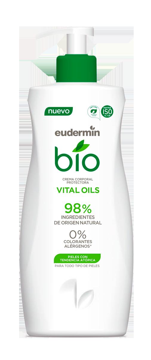 crema hidratante corporal natural bio