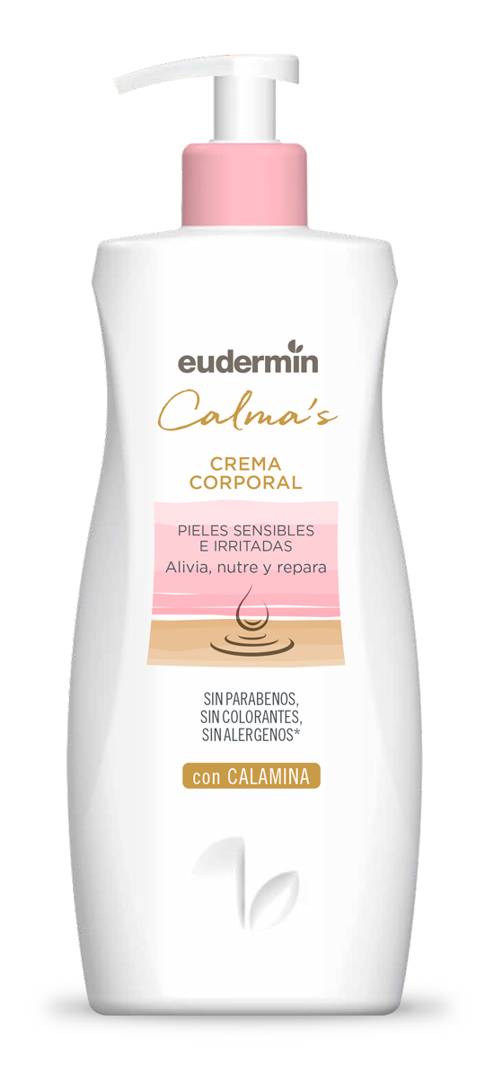 crema corporal calamina piel sensible